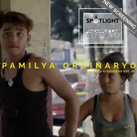 pamilya ordinaryo