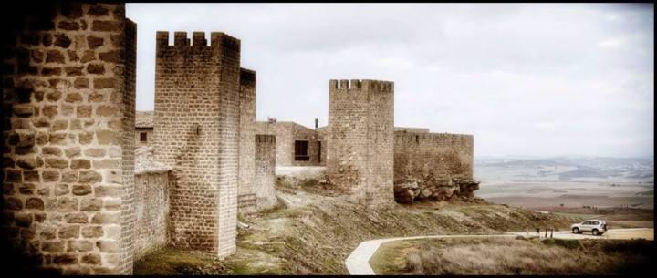 ARTAJONA CASTLE