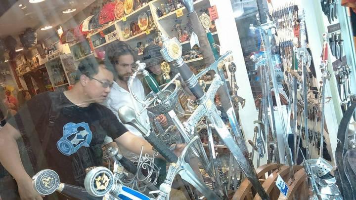 swords of toledo
