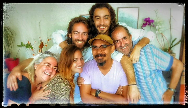 WITH MUÑOZ FAMILY