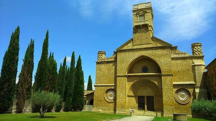 monasterio de oliva 2